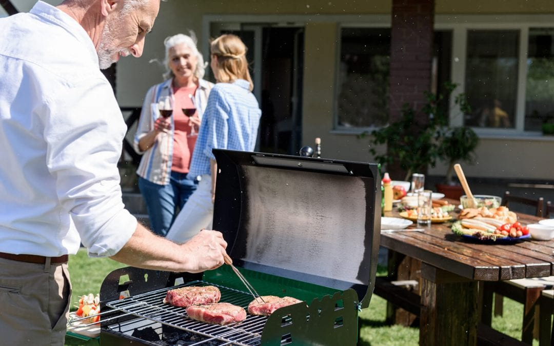 grilling safety tips help keep your summer accident free